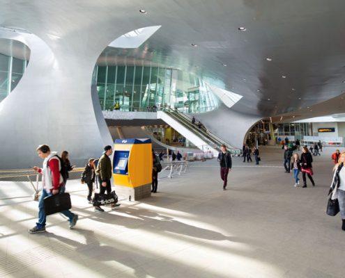 Railcenter-promoten